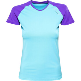 Camaro Ultradry - T-shirt manches courtes Femme - turquoise